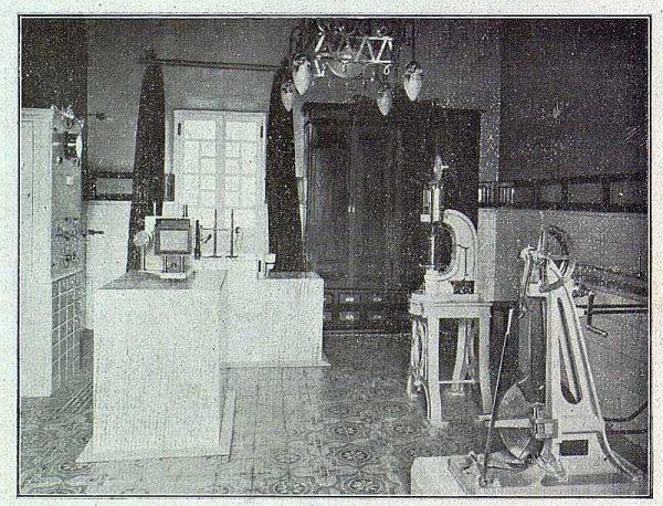 TRA-1918-096-Fábrica de Armas, Gabinete-Laboratorio