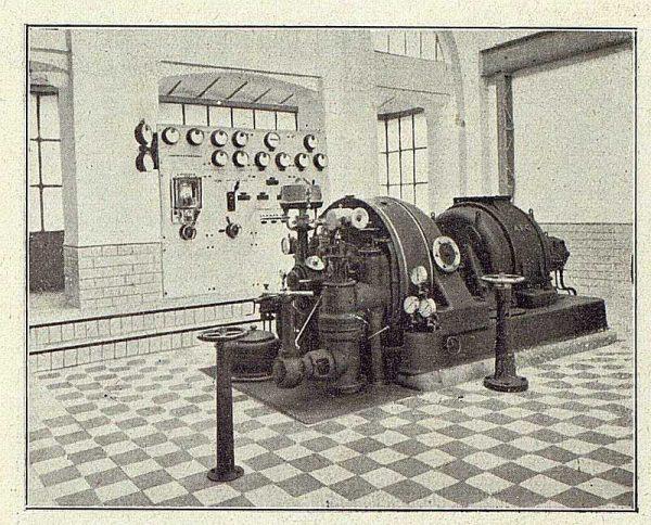 TRA-1918-096-Fábrica de Armas, la turbina de vapor