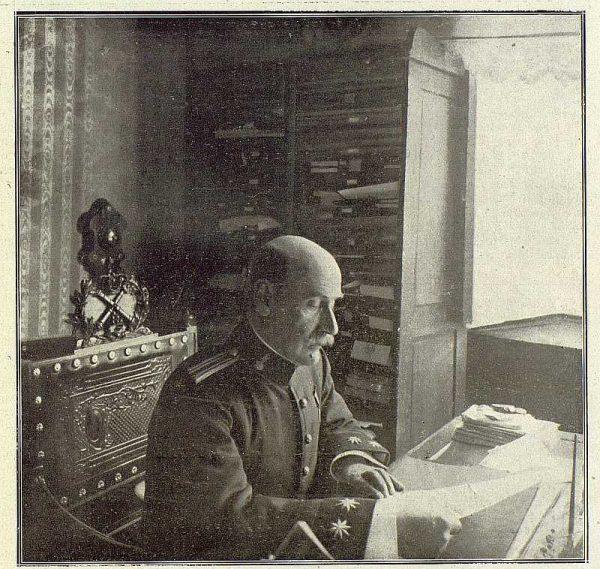 TRA-1918-096-Francisco Ortega Delgado, Director de la Fábrica de Armas