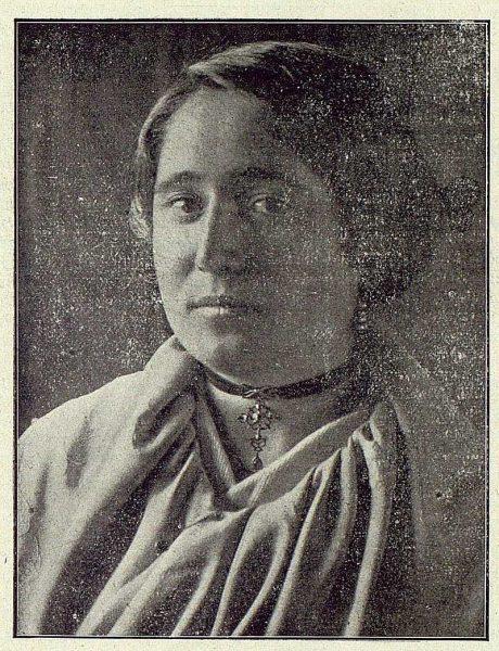 TRA-1919-130-Una bargueña-Foto Comendador