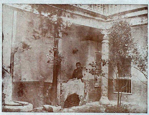 TRA-1919-134-Patio toledano-Foto Garcés
