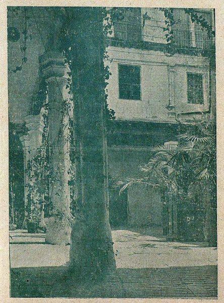 TRA-1920-139-Patio toledano-Foto Clavería