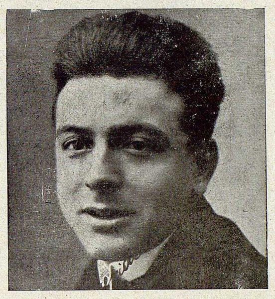 TRA-1921-166-Jacinto Guerro, músico-Foto Rodríguez