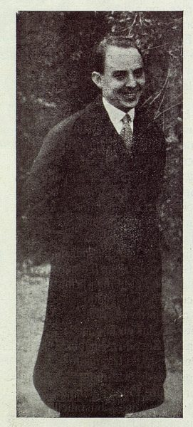 TRA-1922-182-Luis Fernández Ardavín, escritor-Foto Rodríguez