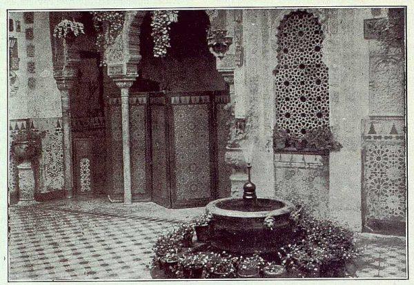 TRA-1922-184-Patio toledano-Foto Camarasa