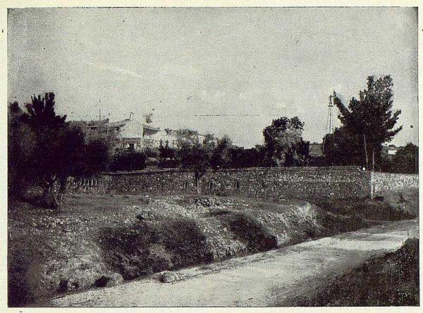 TRA-1922-184-Vista de un cigarral-Foto Ariz