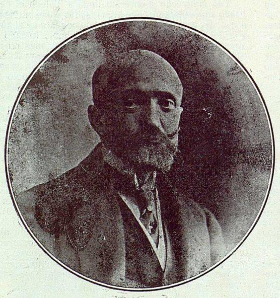 TRA-1923-191-Vicente Lampérez, arquitecto
