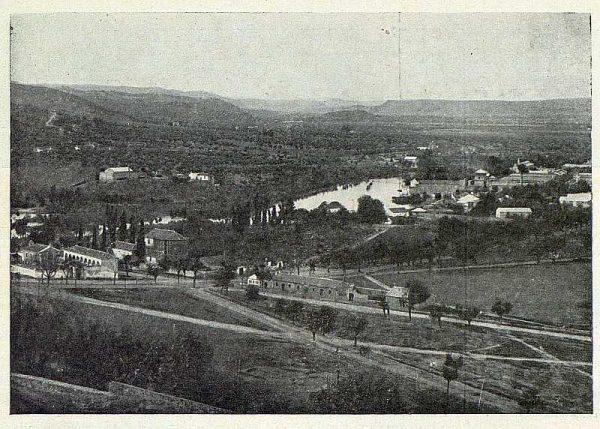 TRA-1923-192-Vista de la Fábrica Nacional de Artillería-Foto Clavería
