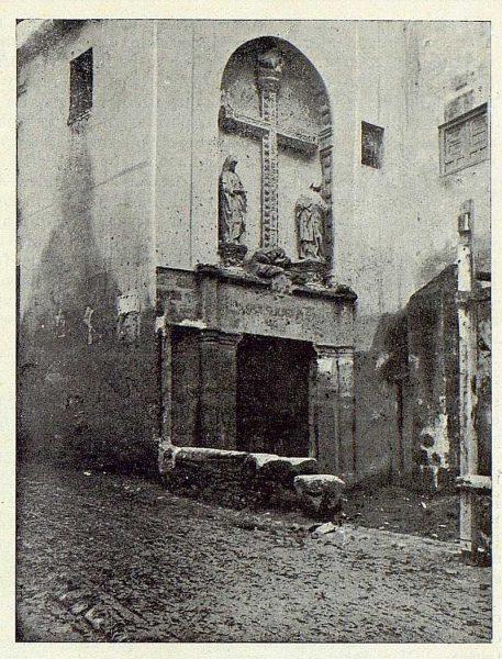 TRA-1923-200-Monasterio de San Juan de los Reyes, portada-Foto Román