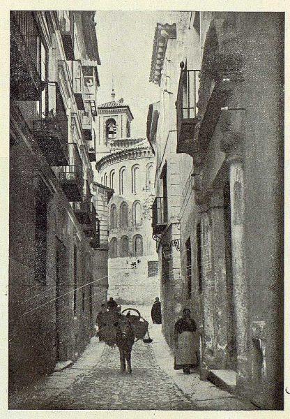 TRA-1924-206-Calle de Alfileritos-Foto Clavería