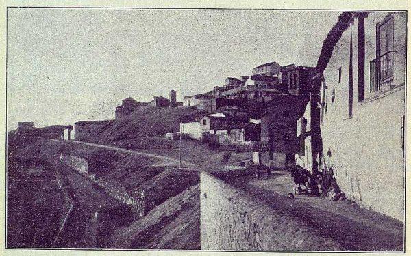 TRA-1924-209-Ronda, por delante de San Sebastián-Foto Rodríguez