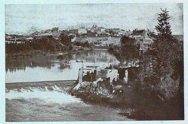 TRA-1925-218-Paisaje toledano-Foto Clavería