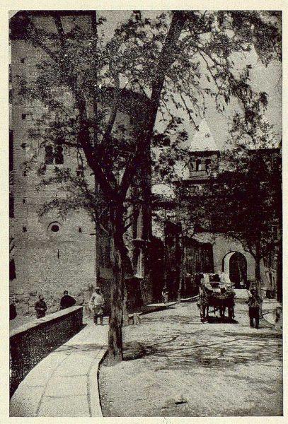 TRA-1925-219-Calle Real-Foto Clavería