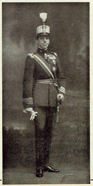TRA-1925-224-El Rey Alfonso XIII