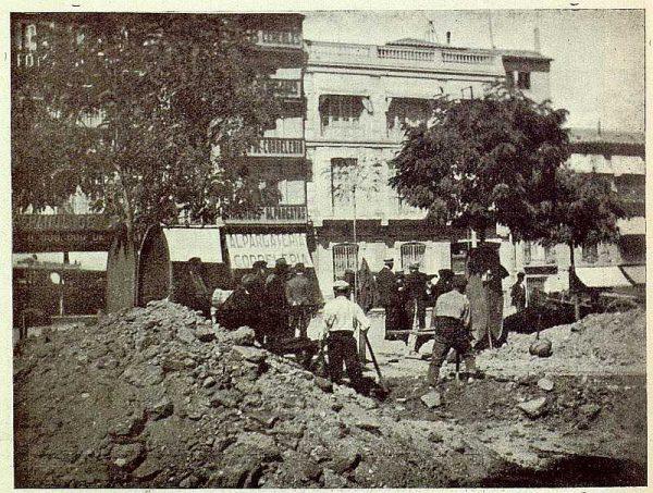 TRA-1925-224-Plaza de Zocodover, obras-02-Foto Gálvez