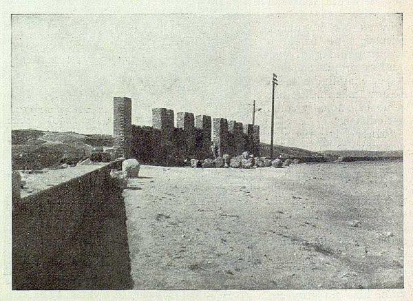 TRA-1925-226-Final del Paseo de San Cristóbal