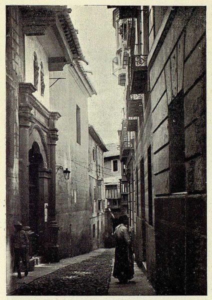 TRA-1926-231-Calle de Santa Justa
