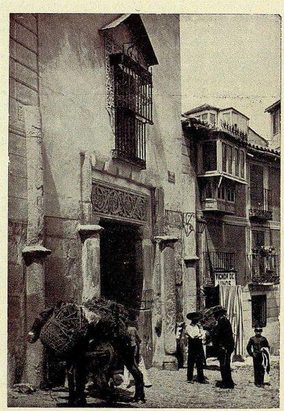 TRA-1926-232-Corral de Don Diego, portada