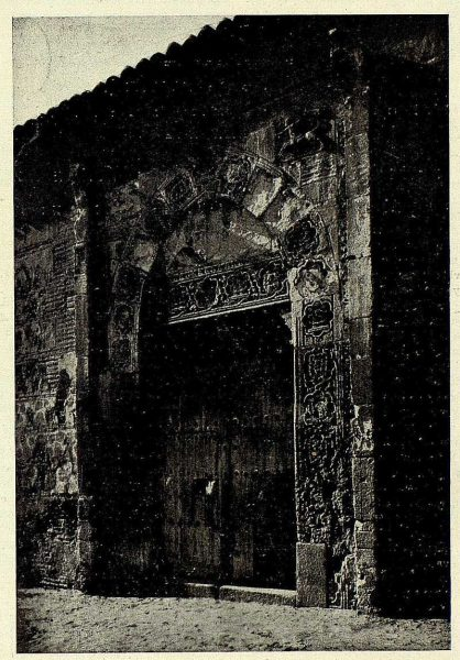 TRA-1927-239-Palacio de Inés de Ayala, portada-Foto Rodríguez