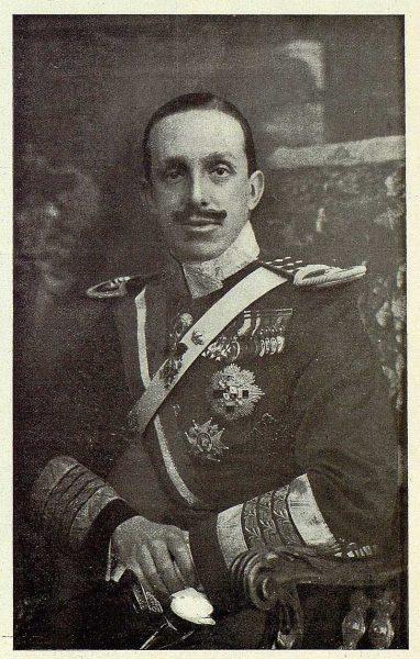 TRA-1927-243-Bodas de Plata en el Trono, el Rey Alfonso XIII