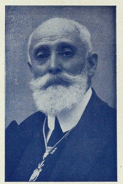 TRA-1927-243-Teodoro de San Román y Maldonado, académico de Bellas Artes