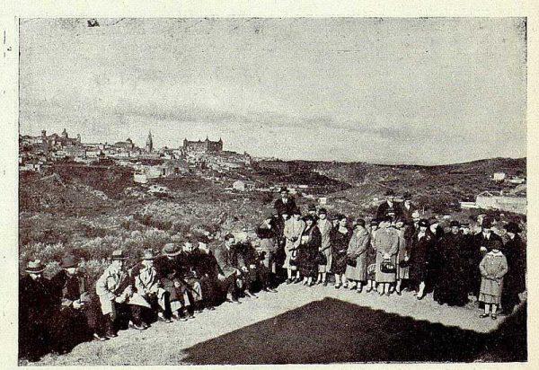 TRA-1928-255-Excursión en el Cigarral de Camarasa-Foto Rodríguez