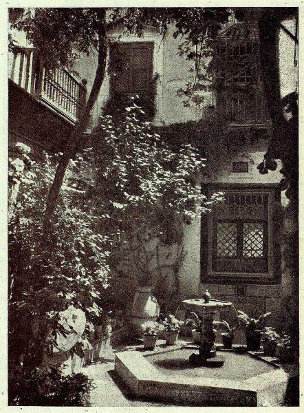 TRA-1928-257-Patio típico-Foto Rodríguez