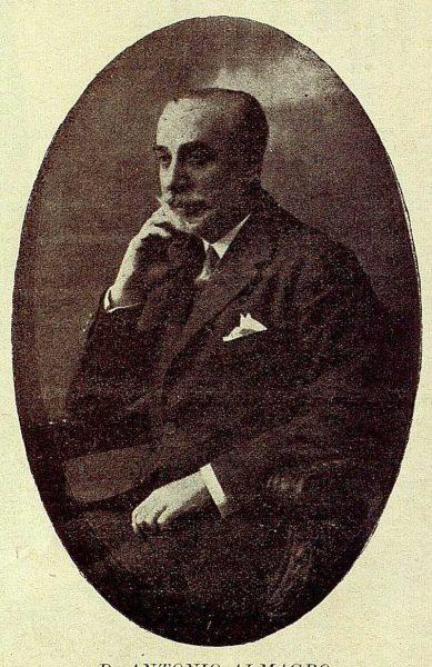 TRA-1928-262-Antonio Almagro, Gobernador Civil de Toledo