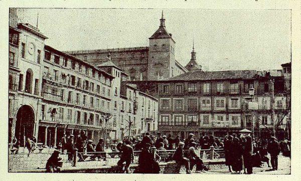TRA-1929-263-Plaza de Zocodover