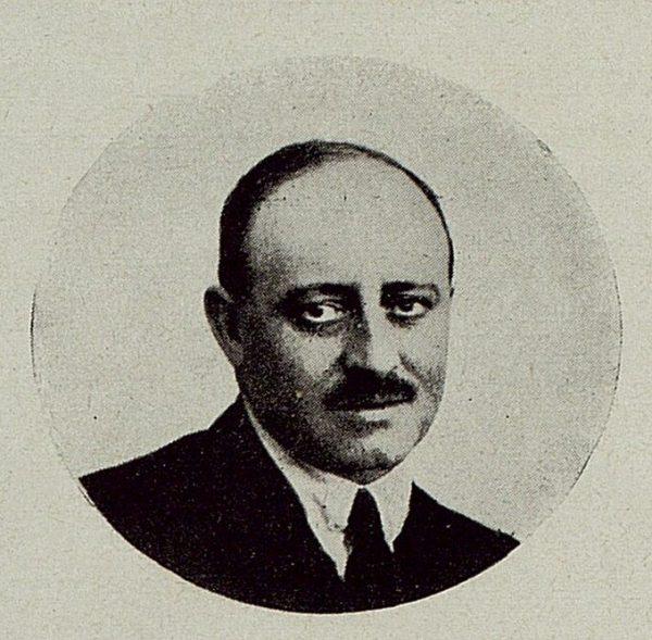 TRA-1929-269-Exposición Regional de Bellas Artes e Industrias, Julio Cabestany, Subdelegado del Patronato en la Región Central