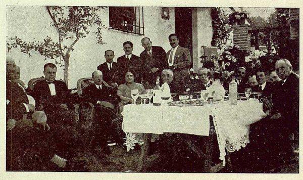 TRA-1929-269-Exposición Regional de Bellas Artes e Industrias, Sinagoga de Santa María la Blanca, en el Cigarral de camarasa-Foto Rodríguez