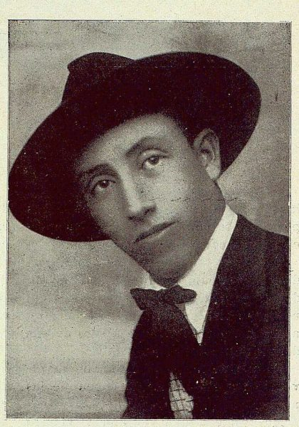 TRA-1929-273-José Mingo, ceramista-Foto Rodríguez