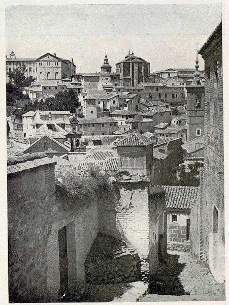 TRA-1930-276-Paisaje toledano-Foto González Nieto