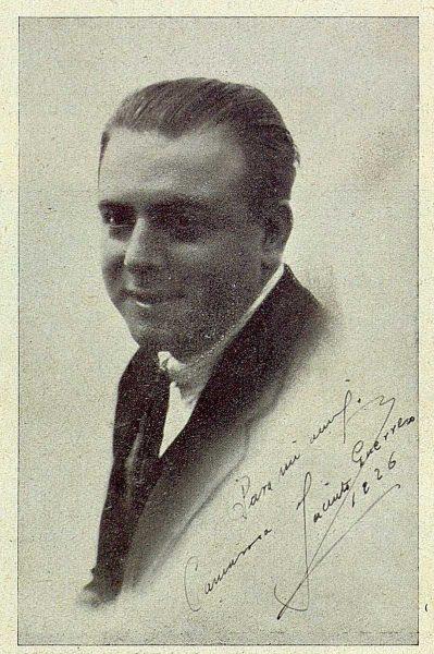 TRA-1930-281-282-Jacinto Guerrero, músico