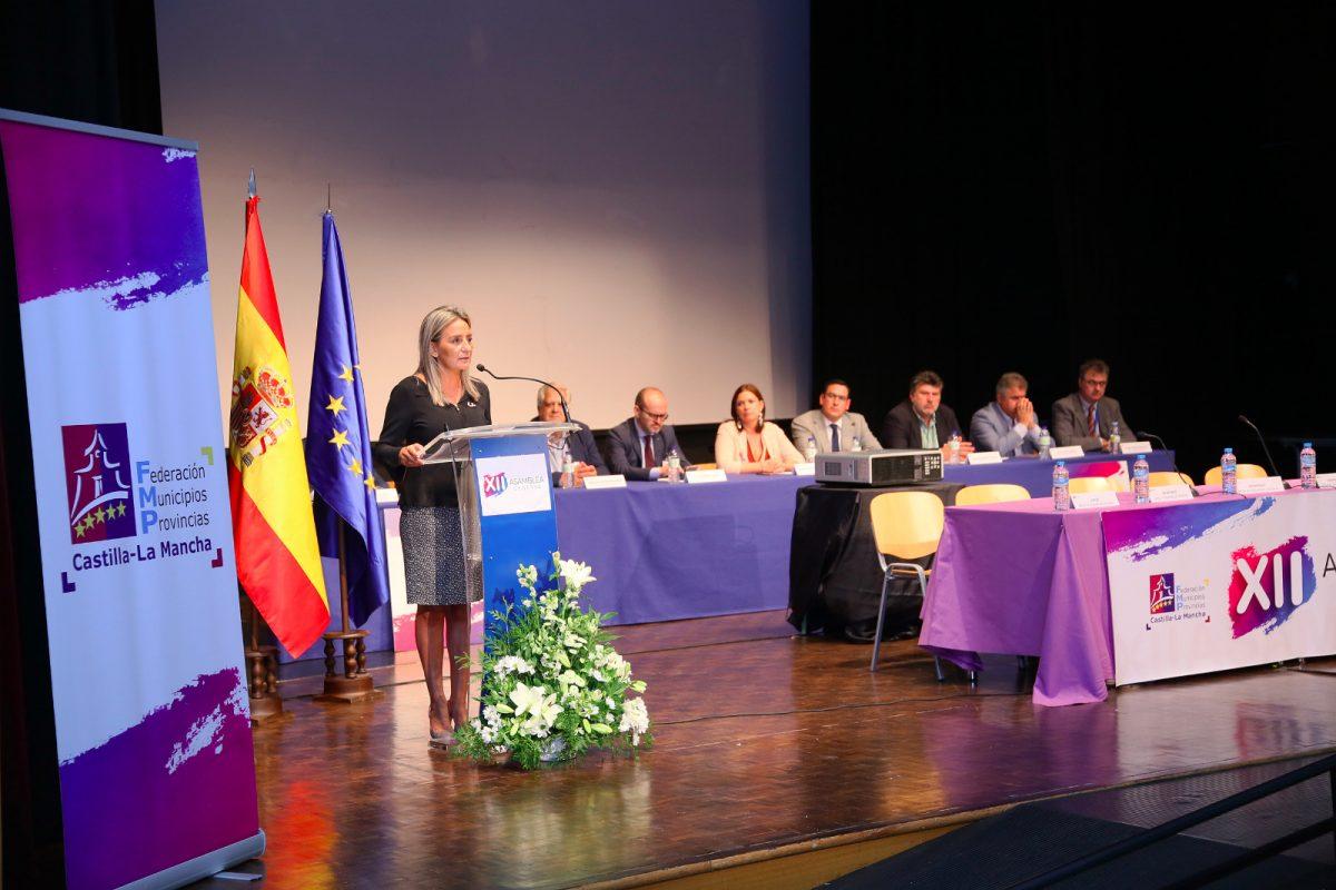 http://www.toledo.es/wp-content/uploads/2019/10/whatsapp-image-2019-10-19-at-12.25.52-1200x800.jpeg. Milagros Tolón expresa, como vicepresidenta de la FEMP, el apoyo a las fuerzas y cuerpos de seguridad del Estado ante los disturbios en Cataluña