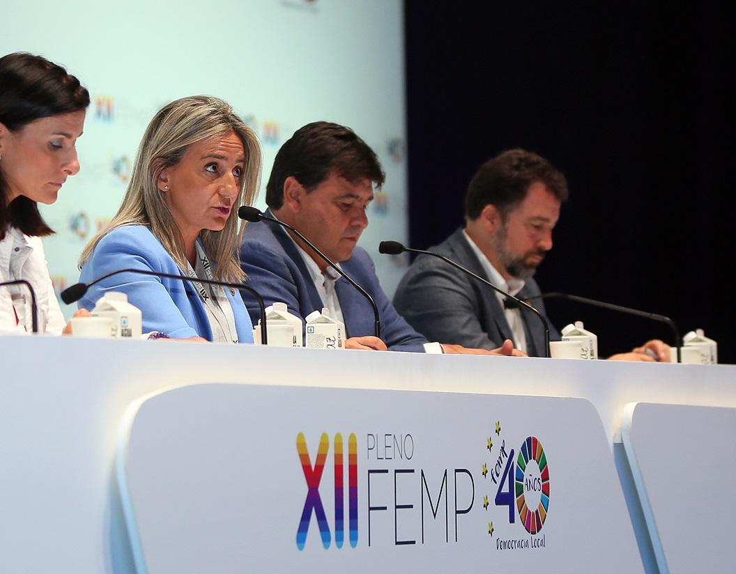 http://www.toledo.es/wp-content/uploads/2019/11/06_xii_pleno_femp.jpg. La alcaldesa de Toledo y vicepresidenta segunda de la FEMP participa este jueves en el 'Homenaje al Municipalismo' que acoge el Senado