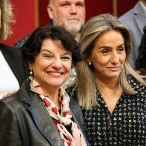 """oledad Murillo: """"En esta cortísima legislatura, hemos avanzado en un sistema de protección a las mujeres más eficaz"""""""