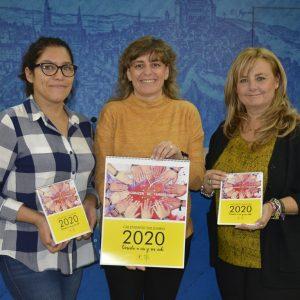 l Ayuntamiento colabora en la segunda edición del calendario de Corazón de Tambor cuya recaudación irá destinada a APANDAPT