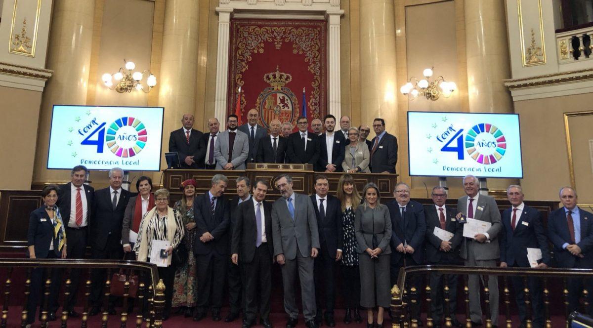 http://www.toledo.es/wp-content/uploads/2019/11/20191121_homenajemunicipalismo-2-1200x664.jpg. Milagros Tolón destaca la vocación de servicio, trabajo y esfuerzo de quienes han gobernado sus municipios en los últimos 40 años