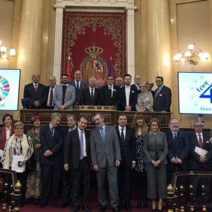 ilagros Tolón destaca la vocación de servicio, trabajo y esfuerzo de quienes han gobernado sus municipios en los últimos 40 años