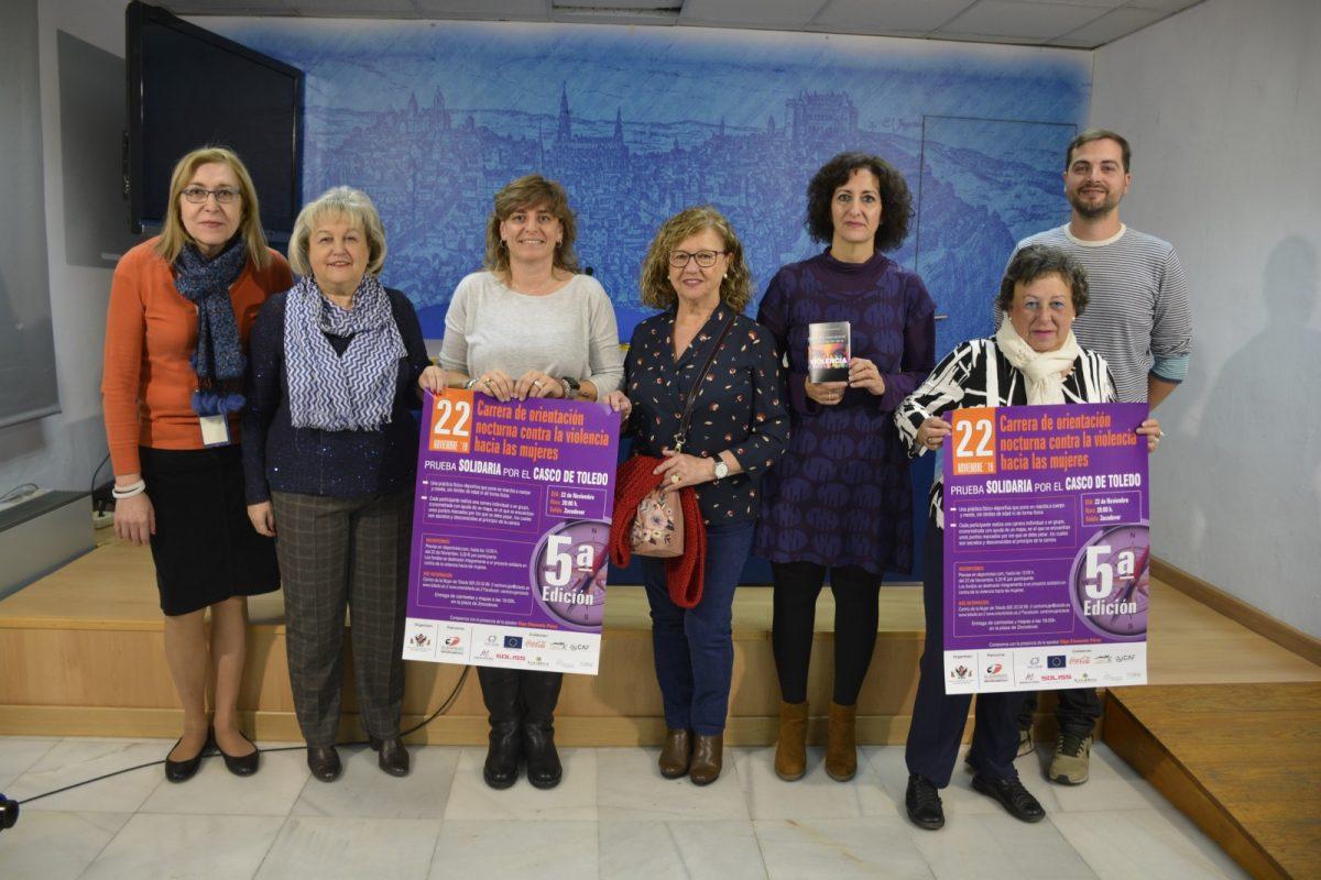 """https://www.toledo.es/wp-content/uploads/2019/11/25n-1200x800.jpg. El Gobierno local hace un llamamiento a la """"complicidad, empatía y solidaridad"""" de los toledanos ante la celebración del 25-N"""