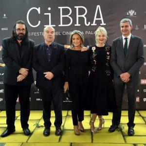 """ilagros Tolón muestra su compromiso con el CiBRA que sitúa a Toledo como """"capital del cine"""" durante 10 días"""