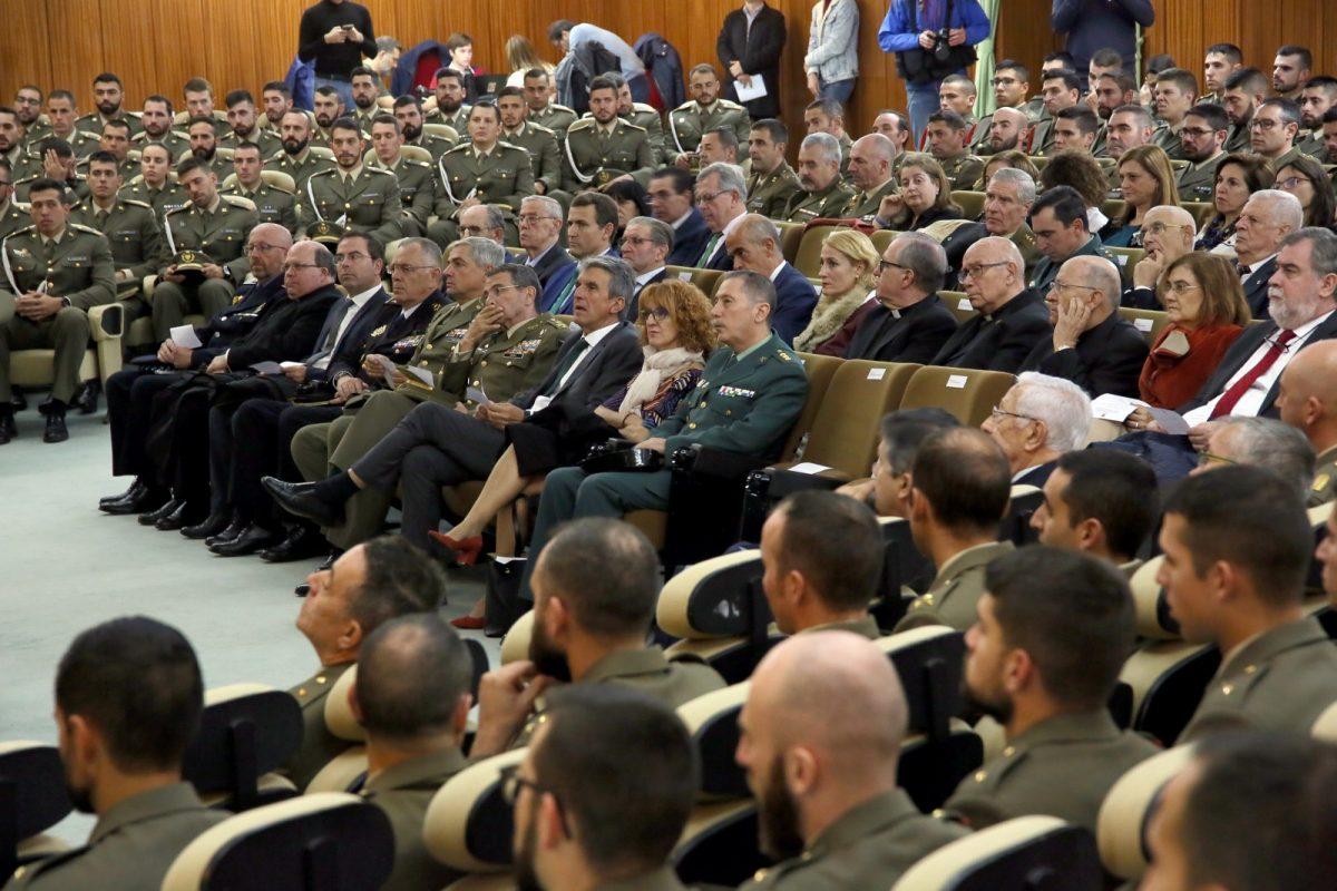 http://www.toledo.es/wp-content/uploads/2019/11/3_curso_infanteria-1200x800.jpg. El Ayuntamiento presente en la inauguración del Curso Académico 2019/ 2020 de la Academia de Infantería de Toledo