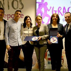 ilagros Tolón traslada a clubes y entidades el reconocimiento del Consejo Superior de Deportes a Toledo por la Semana Europea del Deporte