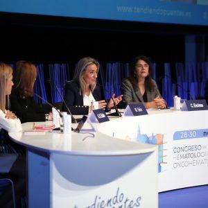 ilagros Tolón aboga por la investigación y la mejora de los protocolos de prevención y diagnóstico para hacer frente al cáncer