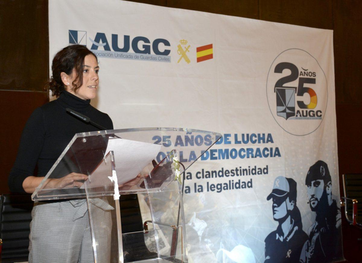 http://www.toledo.es/wp-content/uploads/2019/11/acto_augc01-1200x873.jpg. San Marcos acoge la exposición del 25 aniversario de la Asociación Unificada de Guardias Civiles con apoyo municipal