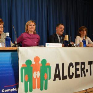 l Gobierno local reconoce la labor de ALCER Toledo y el trabajo de los profesionales de la sanidad pública en materia renal