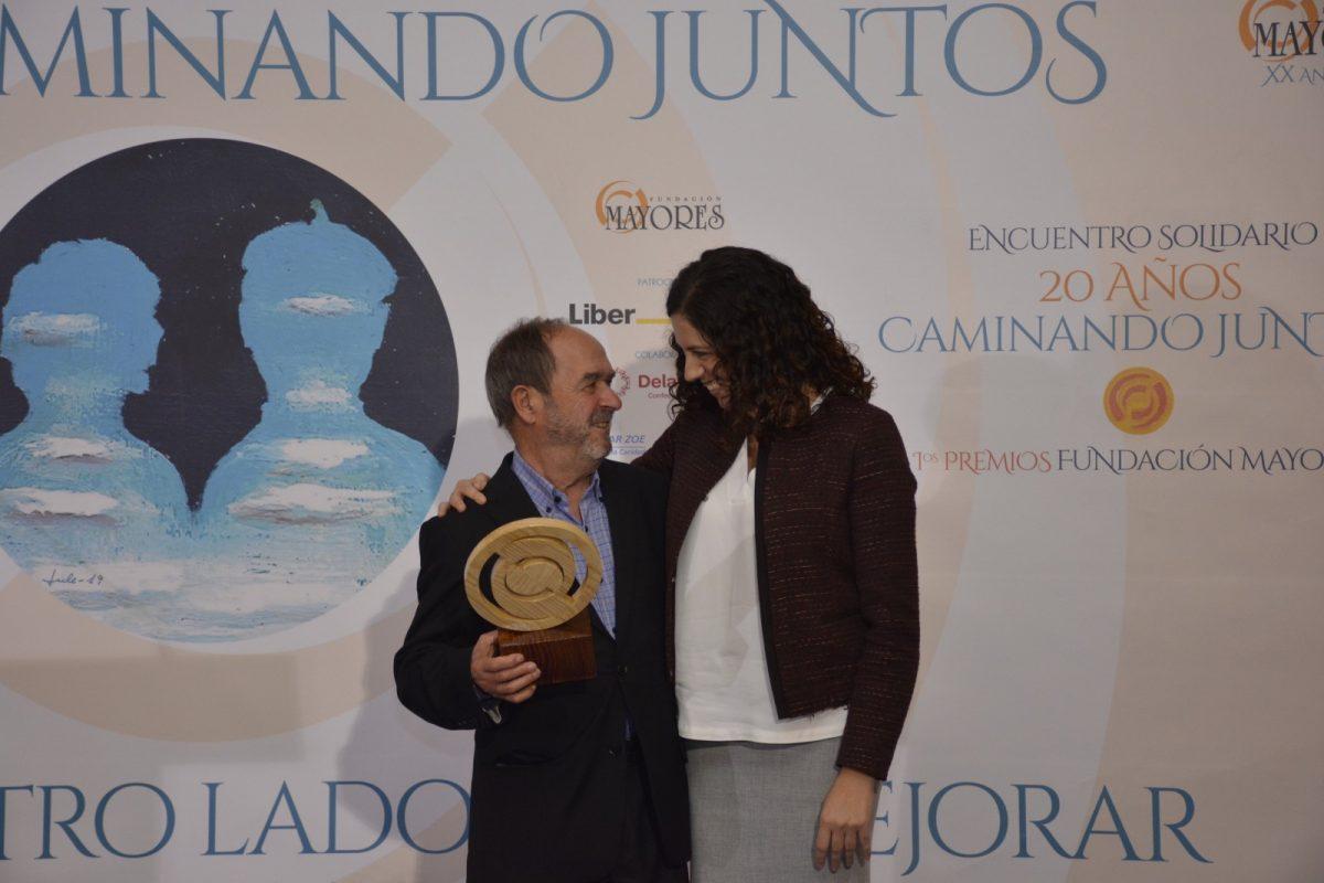 """http://www.toledo.es/wp-content/uploads/2019/11/aniversario-fundacion-mayores-1200x800.jpg. El Ayuntamiento tilda a la Fundación Mayores de """"aliado imprescindible"""" en la celebración de su XX Aniversario en Toledo"""