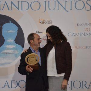 """l Ayuntamiento tilda a la Fundación Mayores de """"aliado imprescindible"""" en la celebración de su XX Aniversario en Toledo"""