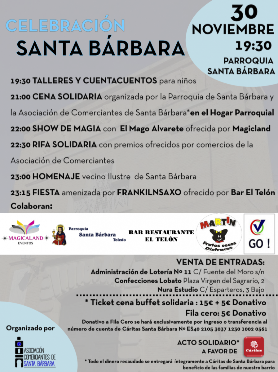 http://www.toledo.es/wp-content/uploads/2019/11/captura-de-pantalla-2019-11-29-a-las-9.59.34-897x1200.png. Celebración de Santa Bárbara / Cena solidaria